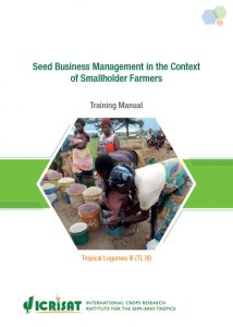 Seed Business Traning Manual